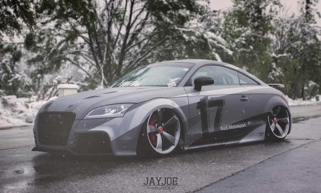 Audi Ttrs Tuning