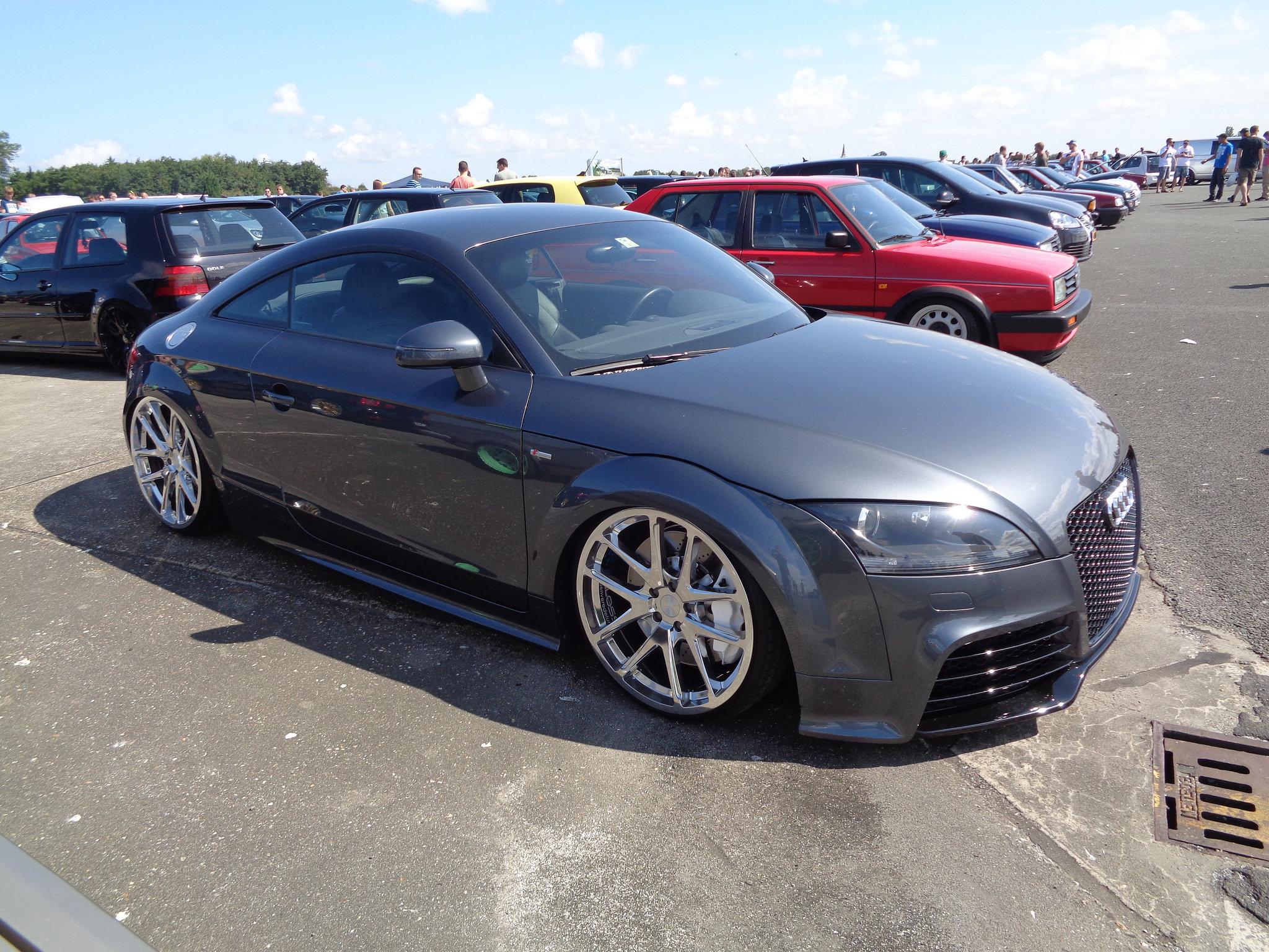 Audi Tt Tuning 8j 1 Tuning
