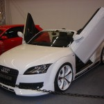 Modified Audi TT 8J (1)