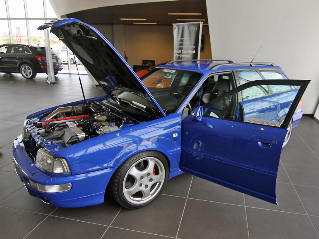 Audi B4 Avant Tuning 3 Tuning