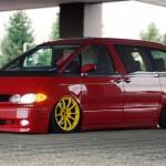 Custom Toyota Previa (2)