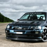 Ford Escort Cosworth Eckkko