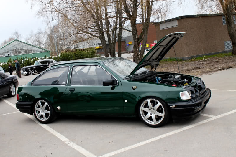 ford sierra tuning 2 tuning. Black Bedroom Furniture Sets. Home Design Ideas