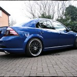 Modified Ford Mondeo MK3 (1)
