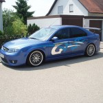 Modified Ford Mondeo MK3 (2)