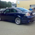 Modified Ford Mondeo MK3 (4)