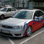 Modified Ford Mondeo MK3 (5)