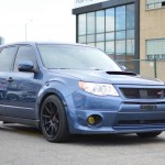 Modified Subaru Forester SH