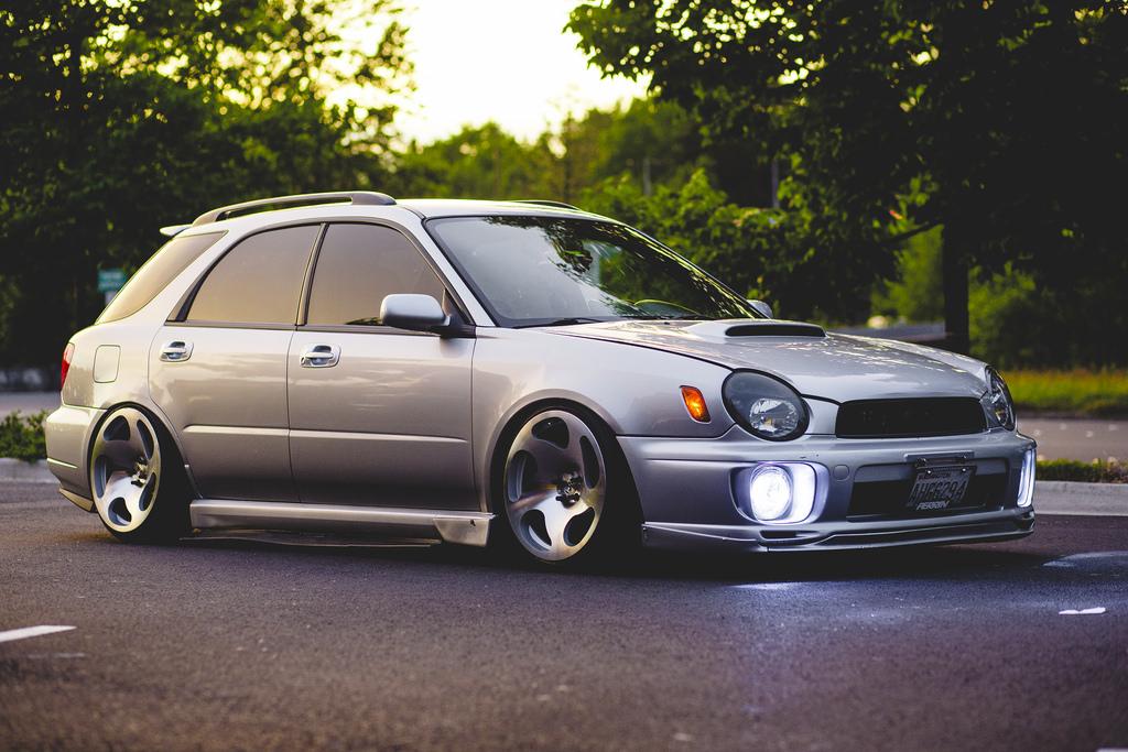 Subaru Impreza Wrx 2 Tuning