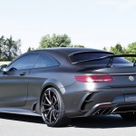 Mansory Mercedes-Benz S 63 AMG Coupé Black Edition (4)