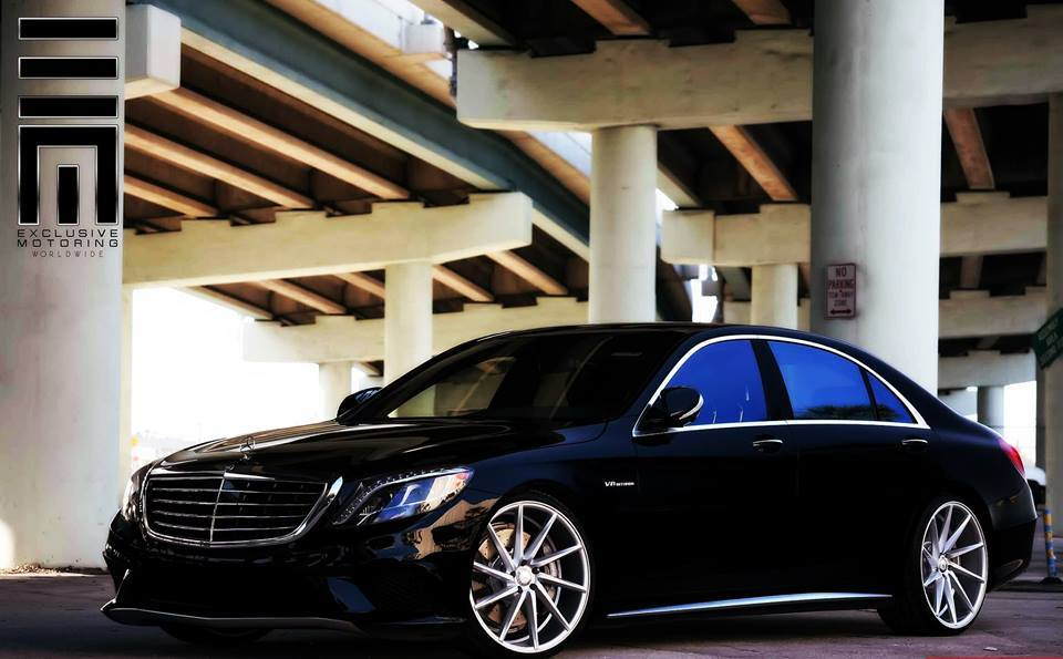 Mercedes Benz S Class W222 Tuning 2 Tuning