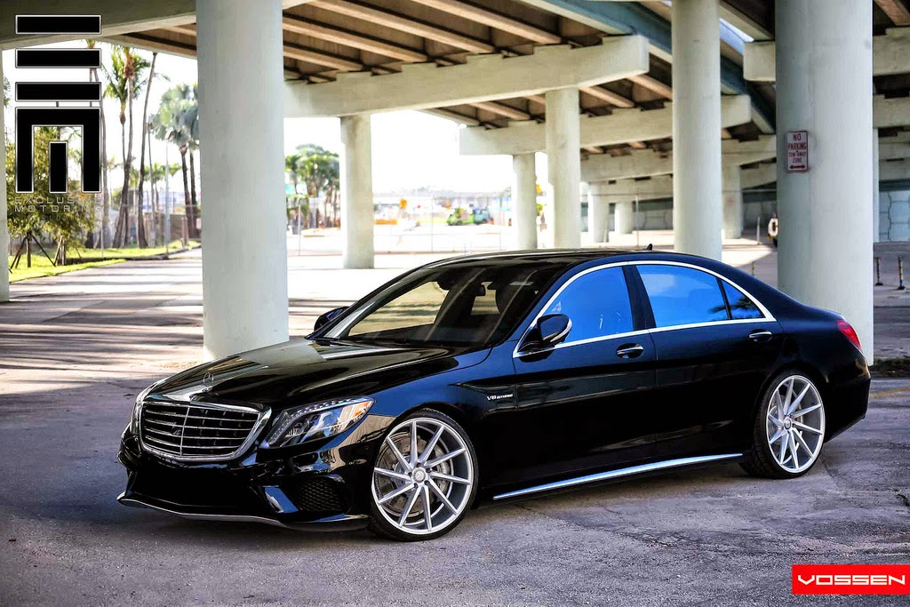 Mercedes Benz S Class W Tuning
