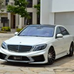 Mercedes-Benz S-Class (W222) Tuning (9)