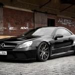 Mercedes-Benz SL-Class R230 Facelift Tuning (1)