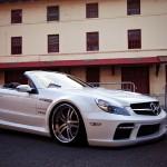 Mercedes-Benz SL-Class R230 Facelift Tuning (5)