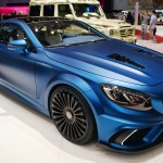 Mercedes S-Class Coupe Tuning (2)