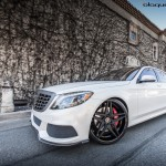 Mercedes S-Class W222 Tuning (2)
