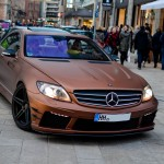 Modified Mercedes CL (1)