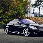 Modified Mercedes CL (2)