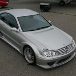 Modified Mercedes CLK  C209 (3)