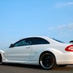Modified Mercedes CLK  C209 (4)
