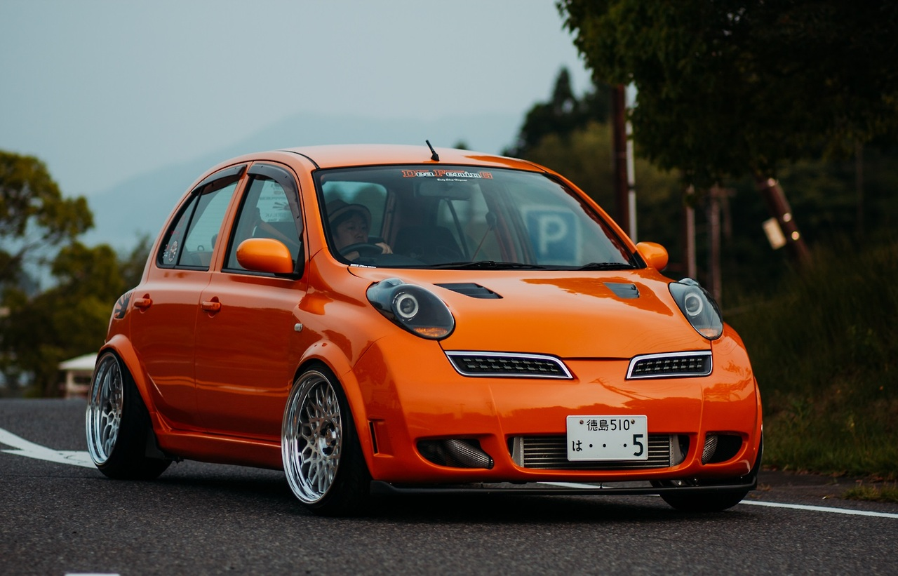 Nissan March Tuning >> Nissan Micra K12 Tuning