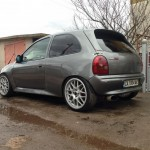 Opel Corsa C20XE Tuning (1)