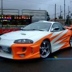 Modified Mitsubishi Eclipse (2)