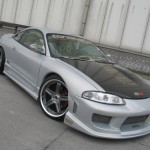 Modified Mitsubishi Eclipse 2G (5)