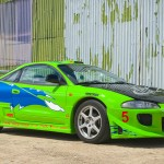 Paul Walker Mitsubishi Eclipse