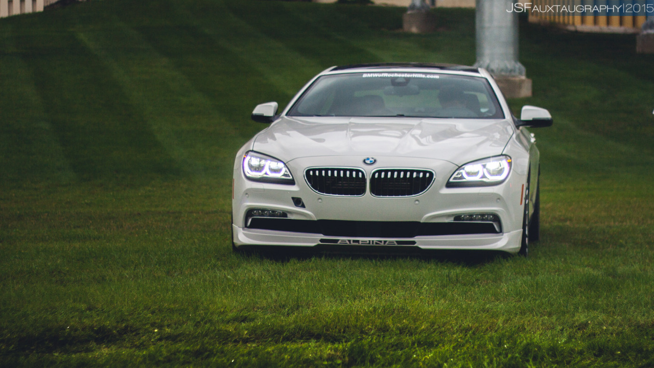 Bmw M6 Gran Coupe >> BMW M6 Gran Coupe Alpina (1) | Tuning