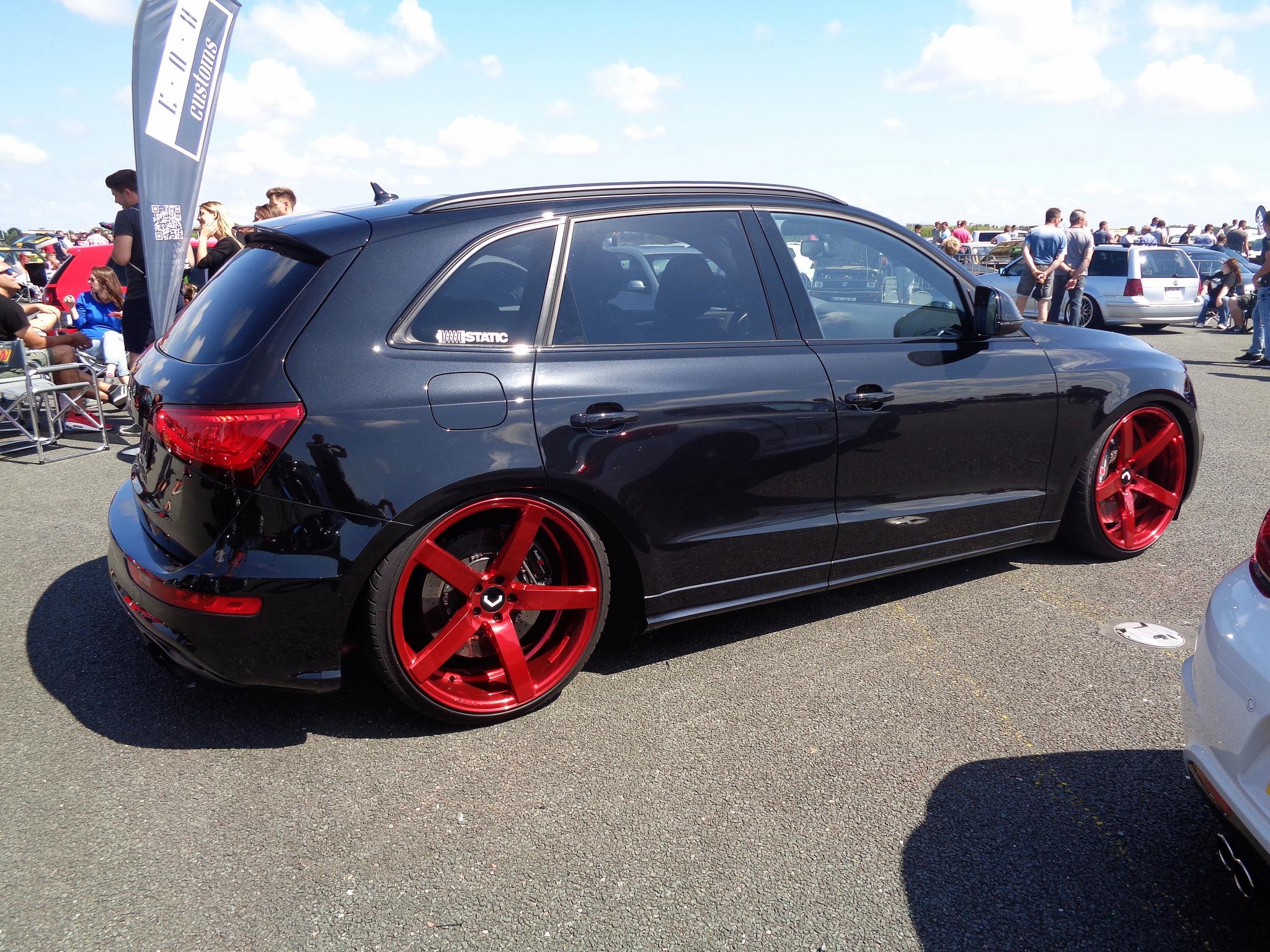 Audi Q5 Tuning 1 Tuning