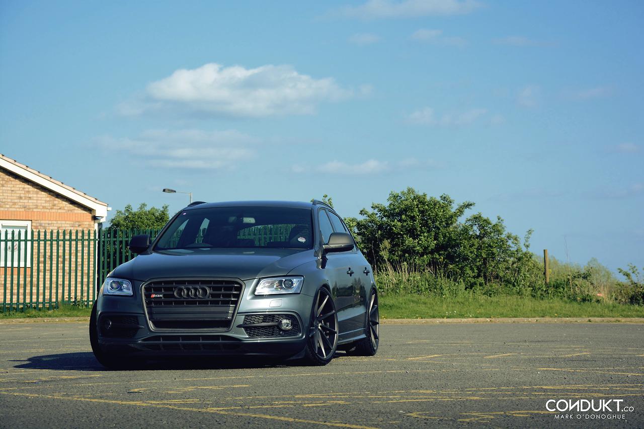 2015 Audi Q5 >> Audi Q5 (Typ 8R) Tuning (2) | Tuning