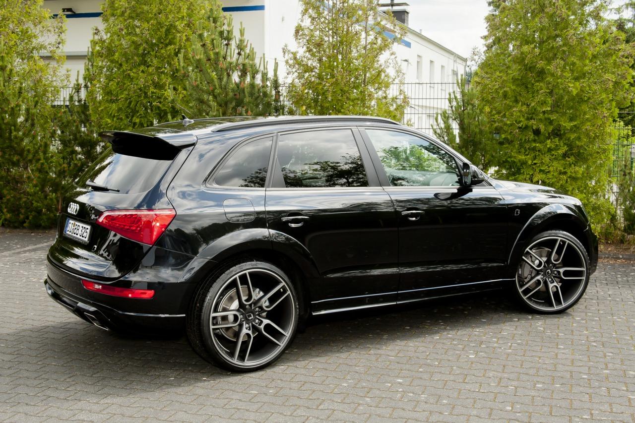 Audi Q5 Typ 8r Tuning 4 Tuning