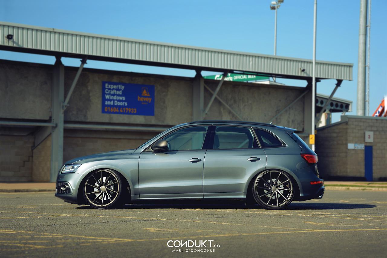 Audi Q5 Typ 8r Tuning 5 Tuning