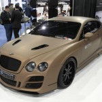 Bentley GT Prior Designs