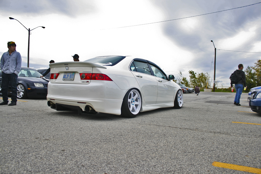 Honda Accord Tuning 8 Tuning