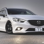 Mazda6 (GJ) Estate Tuning (2)