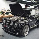 Mercedes-Benz G-Class (464) Tuning