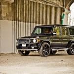 Mercedes-Benz G-Class (466) Tuning