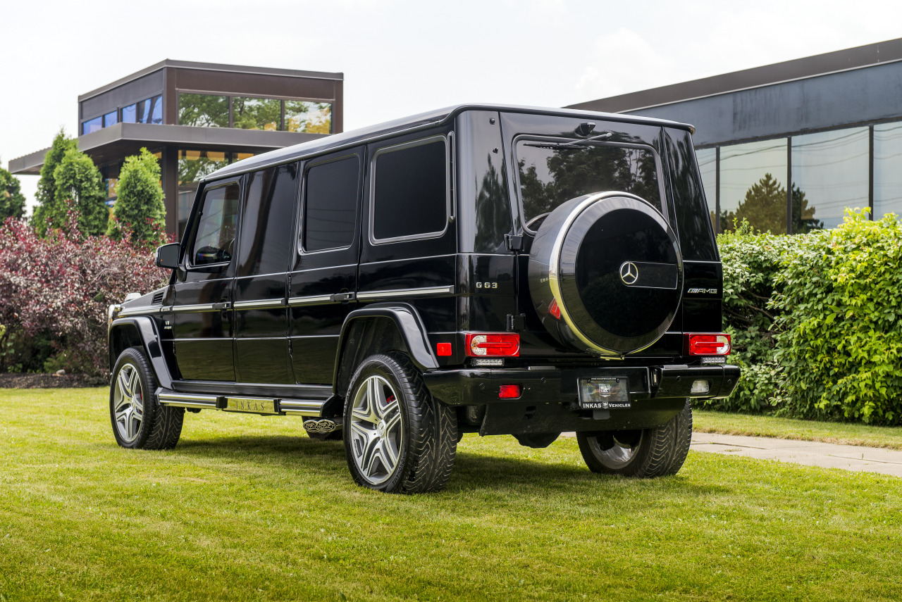 Mercedes G Class Tuning 4 Tuning