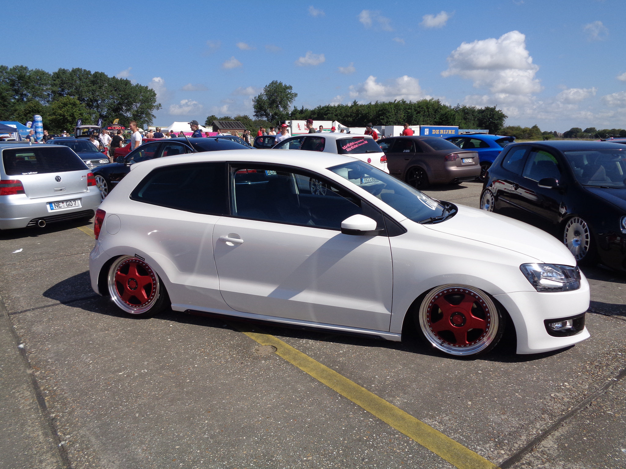 Vw polo tuning