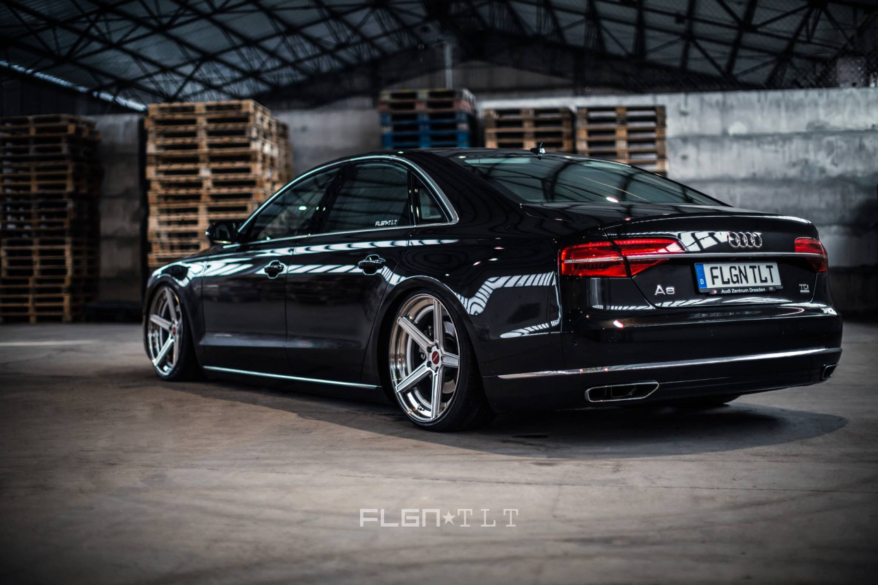 Audi A8 D4 Tuning Tuning