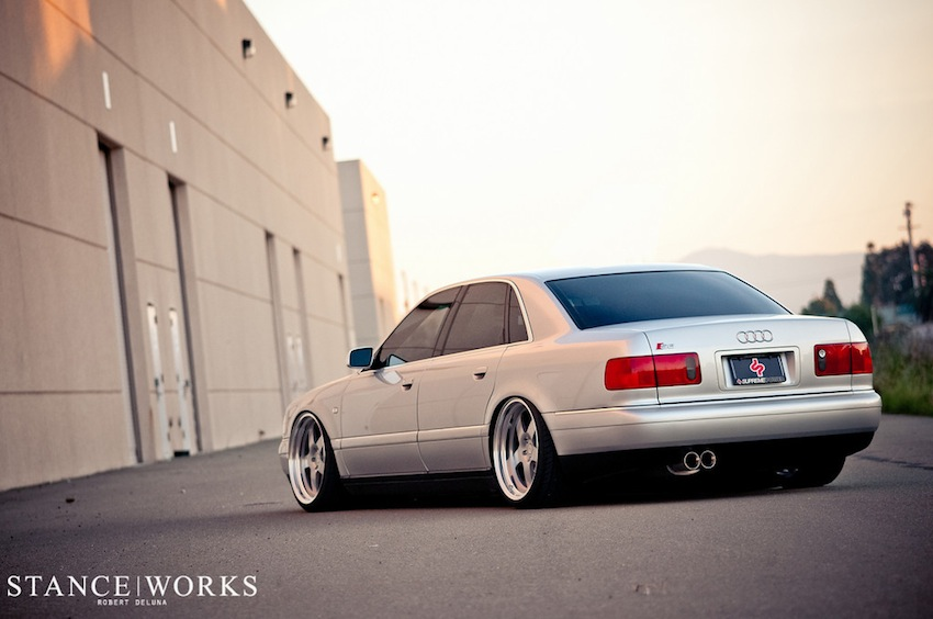 Audi A8 D2 Tuning 2 Tuning