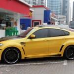 BMW X6 (E71) Tuning (1)