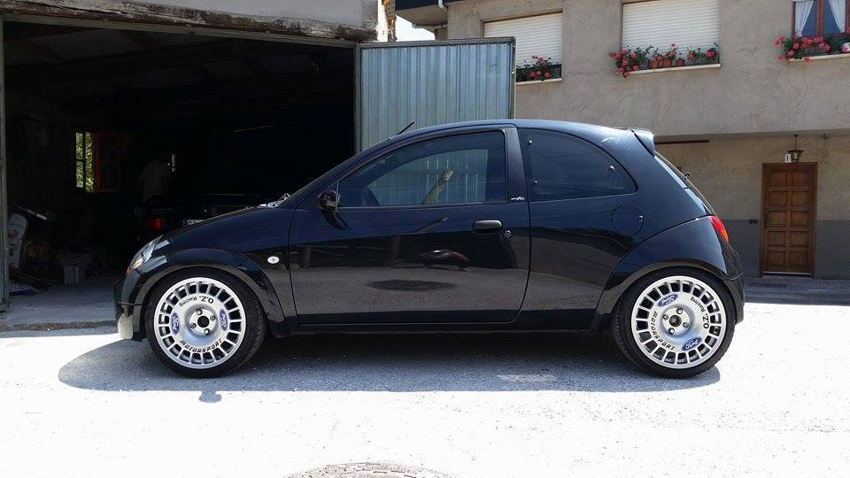 Related Cars Ford Sportka