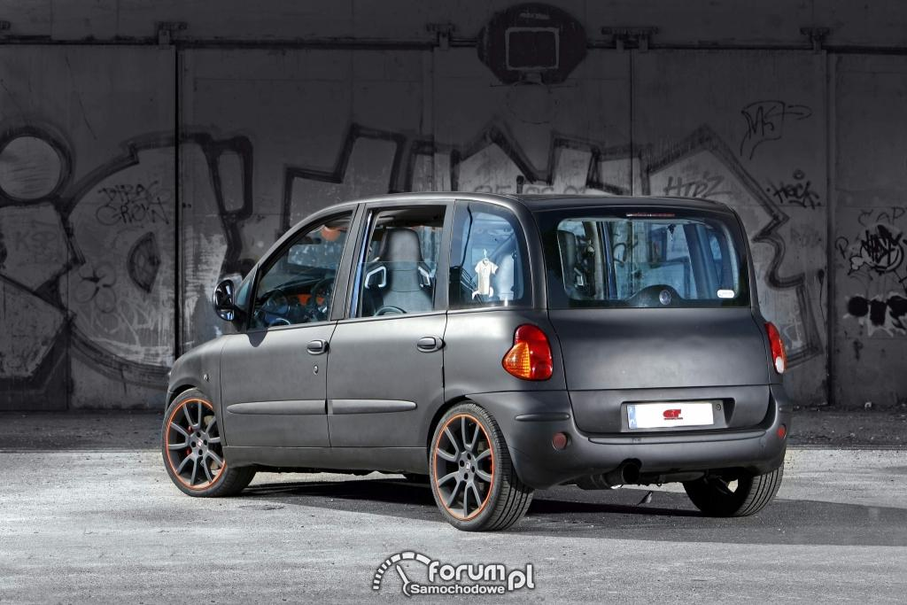 fiat multipla tuning 1 tuning. Black Bedroom Furniture Sets. Home Design Ideas