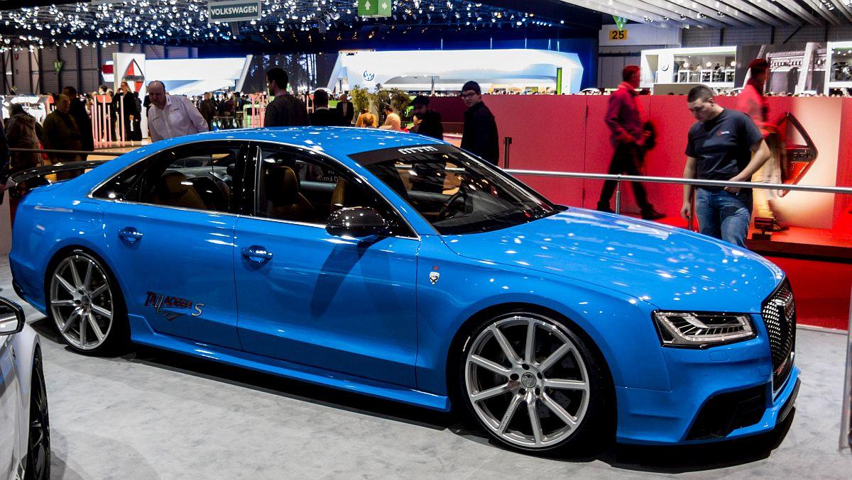 Mtm Talladega Audi S8 Tuning 1 Tuning