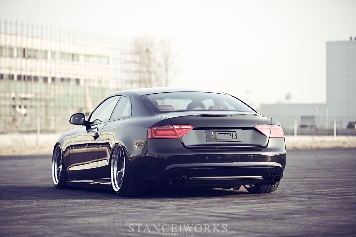 Modified Audi A5 2 Tuning