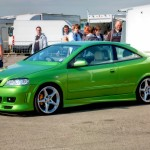 Modified Vauxhall Astra Bertone (2)